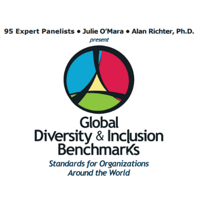Global diversity and inclusion benchmarks event