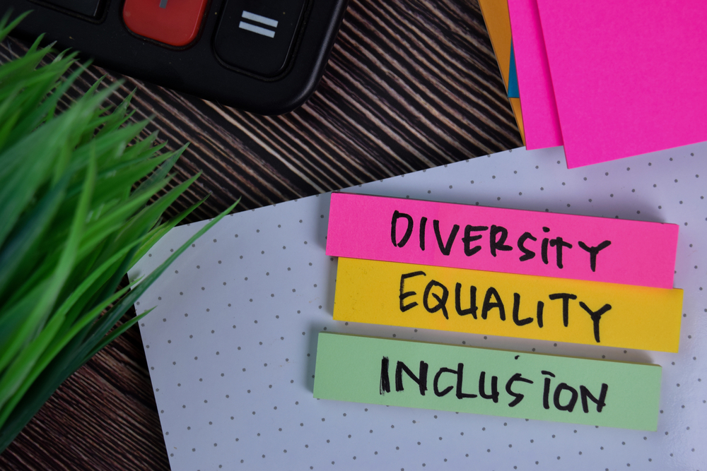 Diversity, Equality and Inclusion